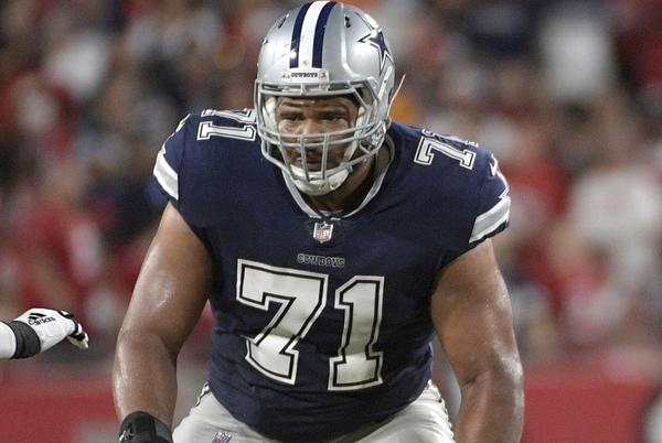 Picture for Cowboys RT La'el Collins suspended five games for violation of substance-abuse policy