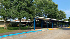 Cover for Highlands Elementary won't start on schedule, students to go to Cavalry Hills building