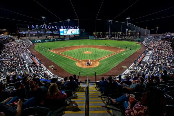 Picture for Aviators host Oklahoma City Dodgers in final homestand of the season from September 23-27 at Las Vegas Ballpark