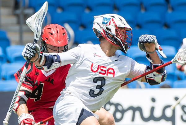 Picture for 5 U.S. Men's National Team Players to Watch at Fall Classic