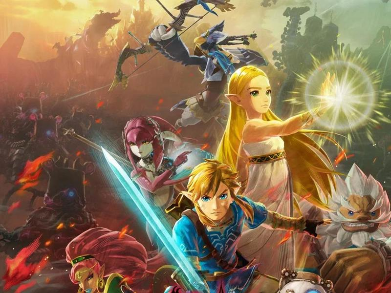 Hyrule Warriors Age Of Calamity Review News Break
