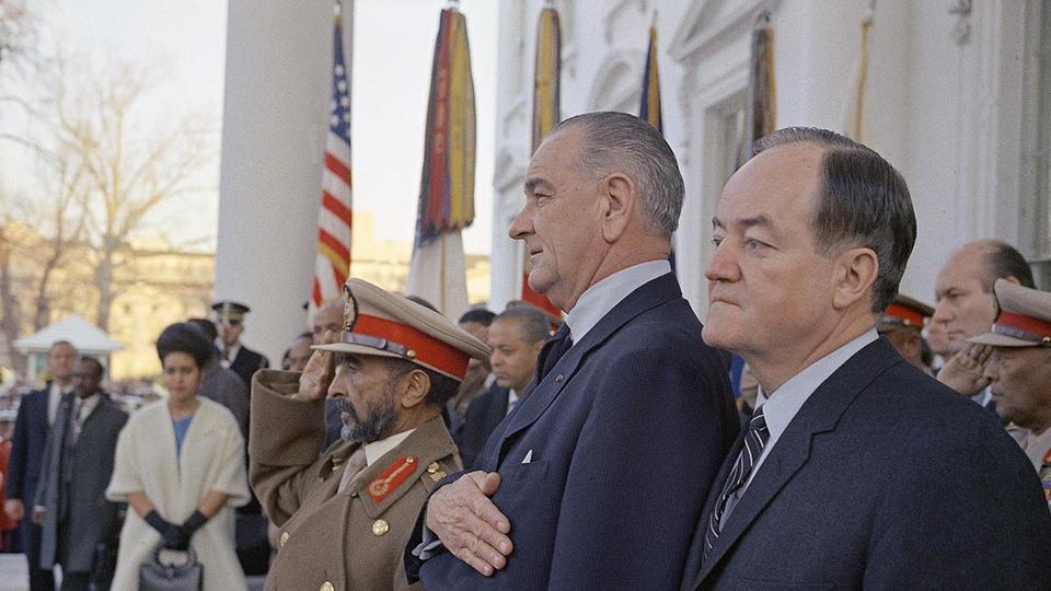 Picture for When LBJ and Hubert Humphrey Teamed Up to Break a Talking Filibuster