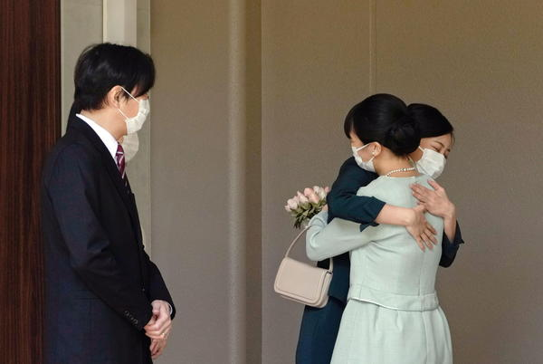 Picture for Japanese Princess Mako's long wait to marry ends at last