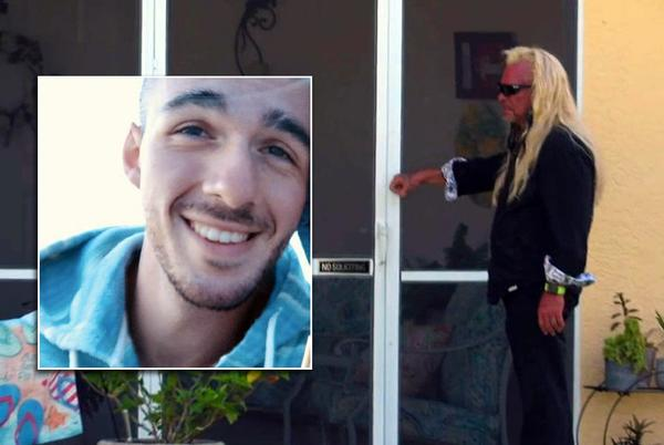 Picture for Brian Laundrie's mother called 911 on 'Dog the Bounty Hunter'
