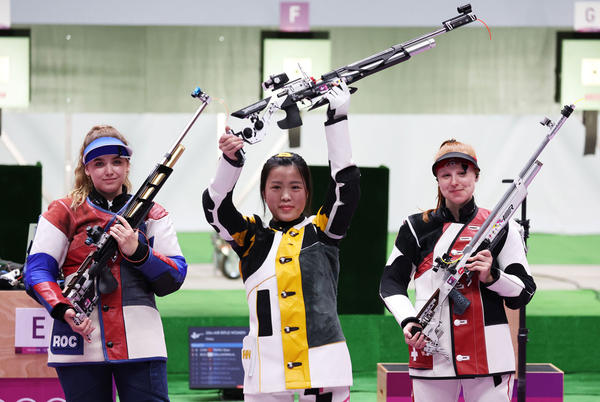 Picture for July 23 Tokyo 2020 Olympics news and results