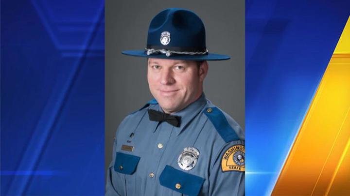 Cover for Washington State Trooper dies of COVID-19