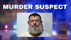 Cover for Kentucky State Police Searching for Murder Suspect