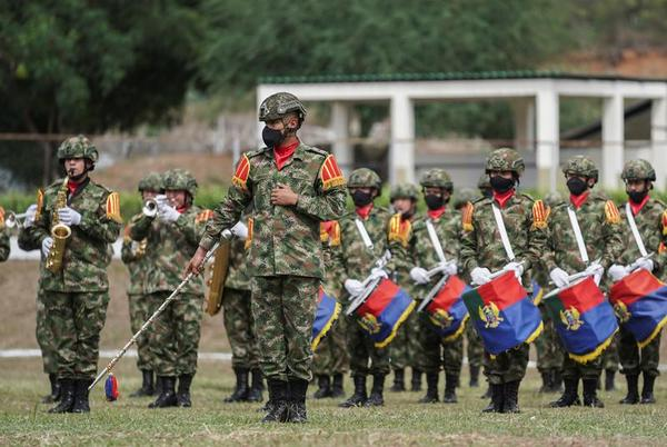 Picture for Colombia deploys 14,000-strong military unit in restive border region