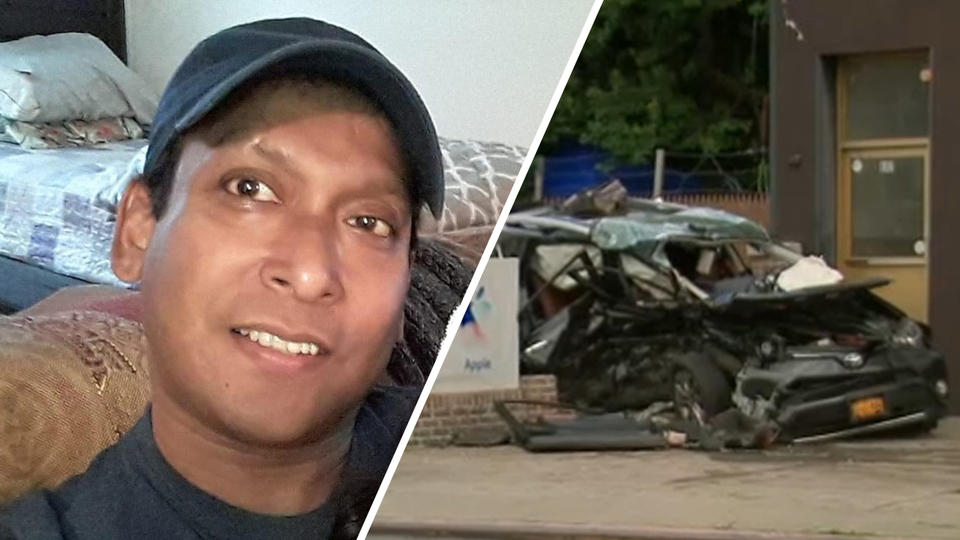 Picture for Lyft driver struck, killed by suspected drunken driver in Queens