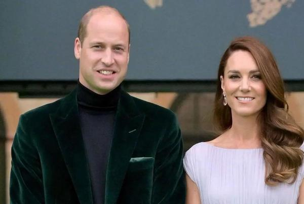Picture for Prince William and Kate Middleton dazzle on green carpet at star-studded Earthshot Prize Awards Ceremony
