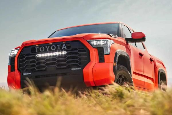 Picture for 2022 Toyota Tundra Previewed For The Last Time With New Color