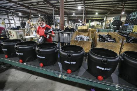 Picture for Shop-Vac rebounds in Pa. under Chinese ownership after near-death experience