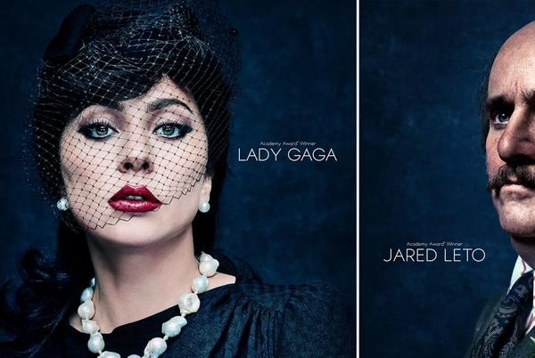 Picture for House of Gucci: See Lady Gaga and an Unrecognizable Jared Leto in New Character Posters