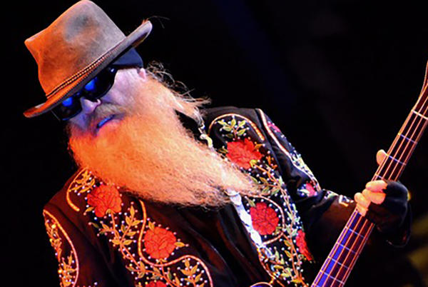 Picture for ZZ Top Bassist Dusty Hill Dies at 72