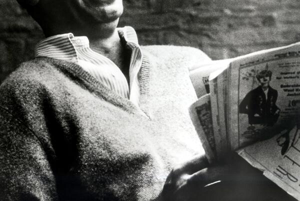 Picture for Mort Sahl, legendary comedian, dead at 94