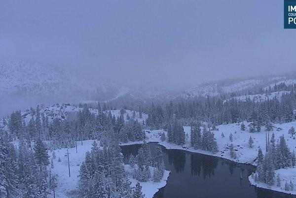 Picture for Truckee weather: Rain, some snow, all this week