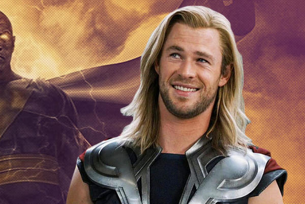 Picture for Against party animal Chris Hemsworth he looks pretty old right now