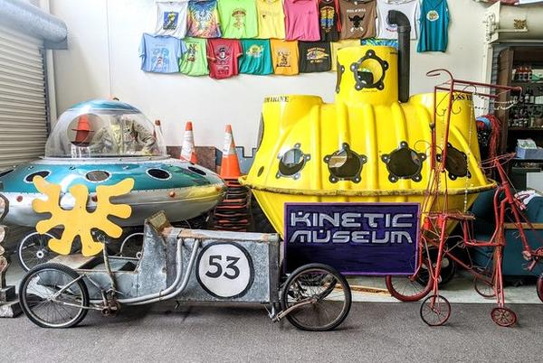 Picture for GLORY GONE: Kinetic Museum in Eureka to Close; Museum Director Shares His Thoughts