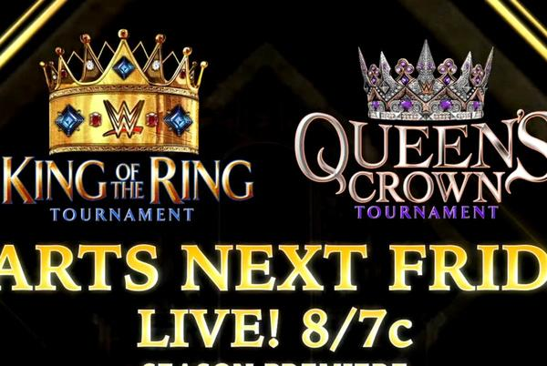 Picture for Predictions for WWE's 2021 King of the Ring and Queen's Crown Tournaments