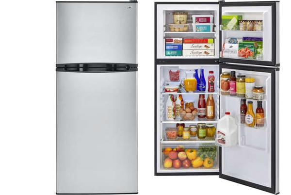 Picture for Haier HA10TG21SS Top-freezer Refrigerator Review