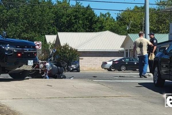 Picture for Motorcyclist dies after accident on Lamar Avenue
