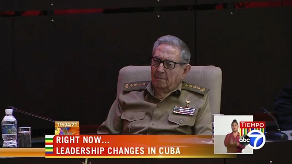 Picture for Tiempo: Raul Castro steps down, leadership changes at Latino U College Access