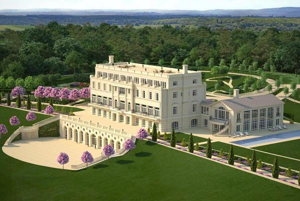 Picture for The biggest Palladian new-build in 100 years is selling in the Cotswolds for £20m