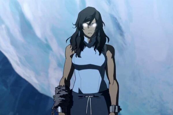 Picture for Legend of Korra Cosplay Awakens the Avatar's True Power