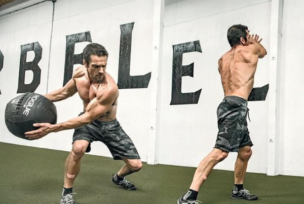 Picture for Create Explosive Lower-Body Power with The Med Ball Rotational Throw
