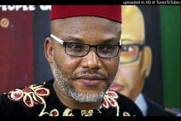 Picture for Nnamdi Kanu: judge bans journalists from entering courtroom