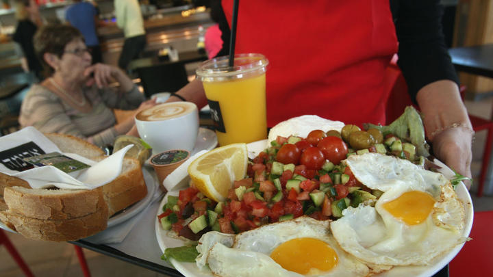 Cover for Kick off your day at these breakfast spots in South Haven