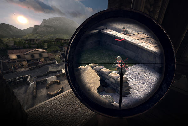 Picture for First Major Update for Sniper Elite VR Adds Custom Difficulties & bHaptics Support