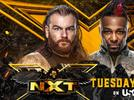 Picture for Isaiah 'Swerve' Scott vs. Killian Dain added to next week's WWE NXT