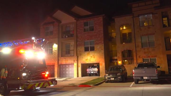 Cover for Building Damaged, Cats Rescued in Wylie Apartment Fire