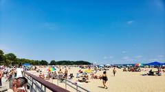 Cover for Orchard Beach Water Quality Among the Top Ten Best on Long Island Sound