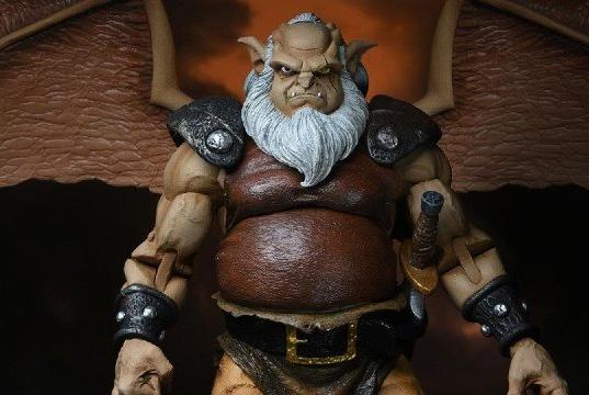 Picture for NECA's Next Gargoyles Action Figure Will Be Hudson