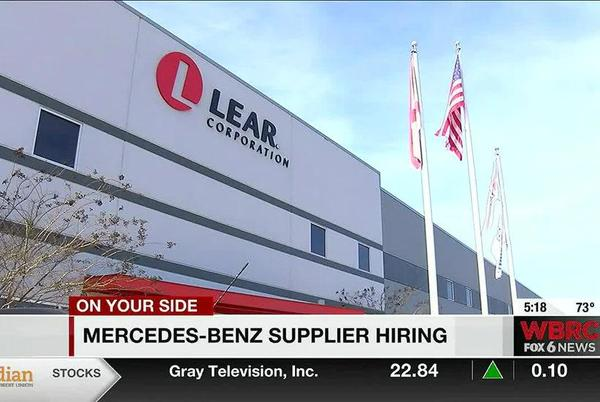 Picture for Mercedes supplier hiring to support production of electric vehicle