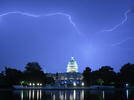 Picture for Damaging wind threat in DC region with storms late Monday
