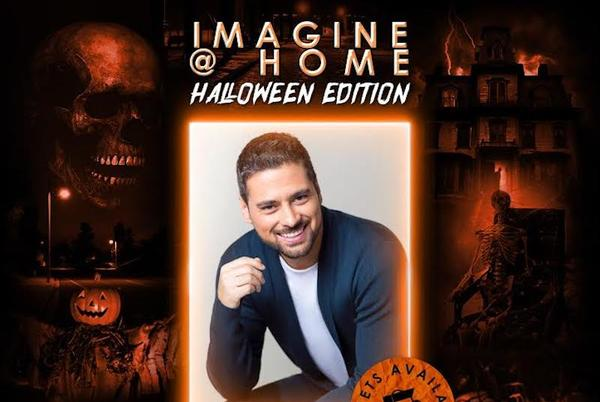 Picture for 'Manifest' Star J.R. Ramirez Added to Imagine Events' Imagine at Home Halloween Edition