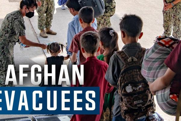 Picture for Afghanistan evacuees to resettle in North Dakota
