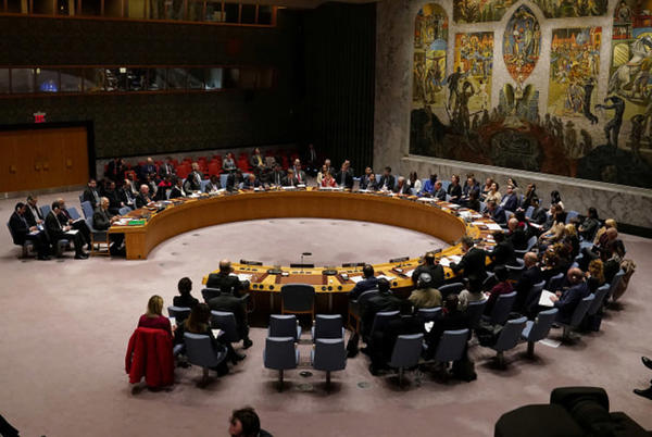 Picture for UNSC expresses deep concern about the ongoing disagreement within Somali government