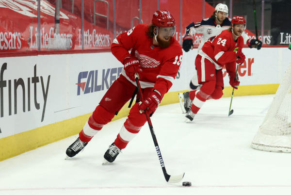 Picture for Red Wings: Another Year of Marc Staal Is Not a Bad Thing