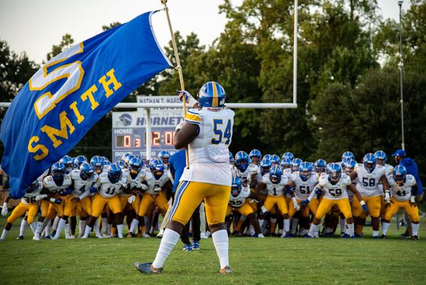Picture for Football powerhouses Oscar Smith and Phoebus will clash in a regular-season game in November