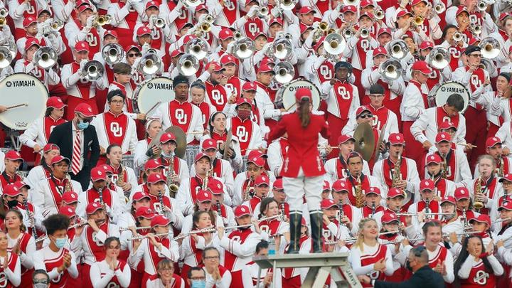 Cover for Oklahoma Sooners issue apology to fans who attended Nebraska game