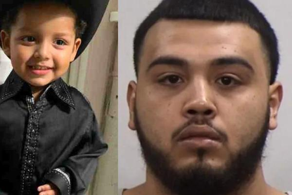 Picture for Texas man charged with killing 2-year-old who wiped feces on him