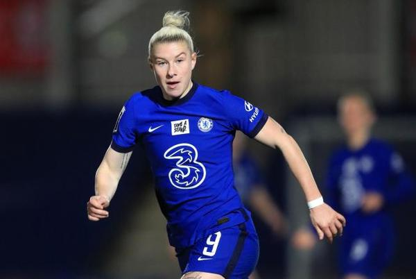 Picture for Beth England eyeing starting role for club and country