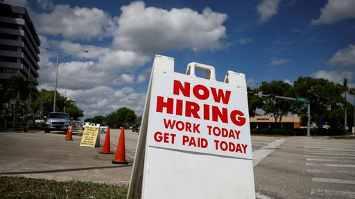 U.S. economy added 1.8 million jobs in July as it worked to ...