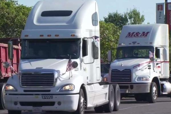 Picture for Hundreds of Trucks Participate in the 22nd Annual Wishes on Wheels Event