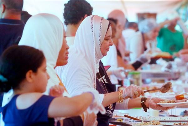 Picture for Religious Offerings: Islamic Center of Greater Toledo hosts 20th annual International Festival