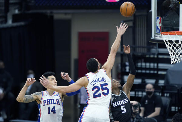 Picture for Sixers: Grading 3 potential Ben Simmons trades from Kings